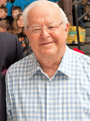 Jerry Redfern, lawyer and philanthropist, has died. He was 84.