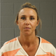 Mandy Staheli was arrested on an aggravated assault charge on June 4 after reportedly drawing her gun on a protester.