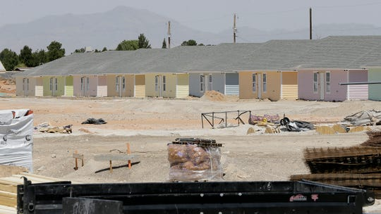 When construction is complete, Caliburn International will run a 512-bed shelter for unaccompanied migrant children in far east El Paso under a grant from the Office of Refugee Resettlement.