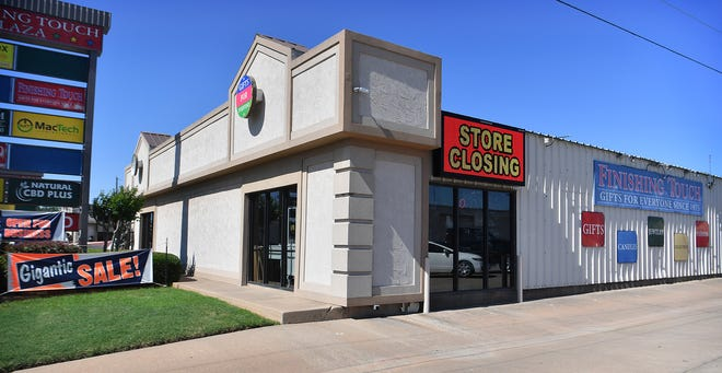 The Finishing Touch was started by James Wetherbee some 45 years ago by using a $900 tax return. The owner announced on Facebook that the store would be closing. Merchandise has been marked down throughout the Wichita Falls business.