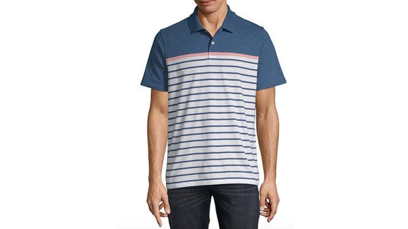 This stylish polo is seriously discounted, but only for a limited time.