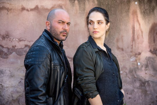 "Doron (Lior Raz) and his team pursue ""The Panther,"" a Hamas terrorist in this Israeli television series."