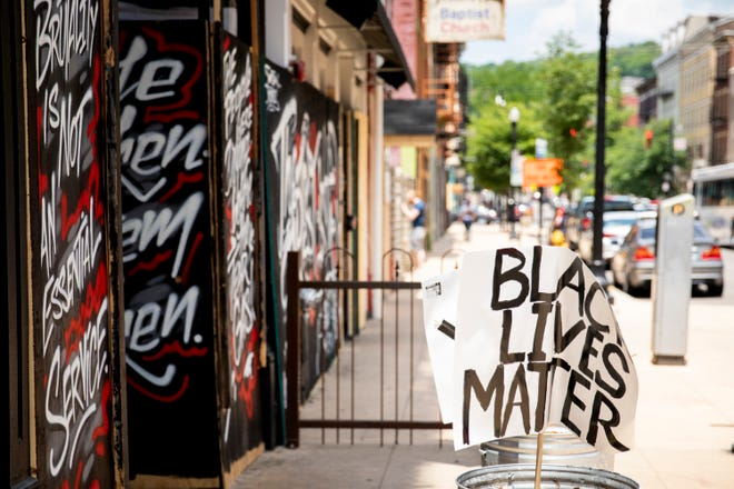 """The city of Cincinnati is temporarily closing a couple streets in Over-the-Rhine Friday evening to accommodate a show of unity called """"Our Tables"""" among a variety of groups and people."""