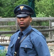 New Jersey State Trooper Michael Patterson