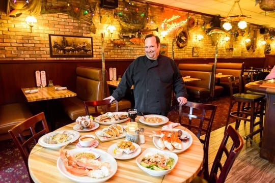 Owner Dan Dunsky is expecting a bit of a rush this week and then a slowdown after the initial urge to dine out again is out of people's system.