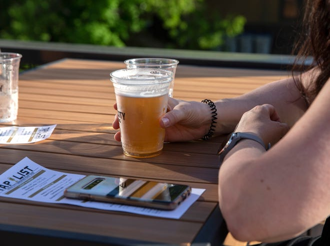 Greenfield will get a new beer garden starting July 9.