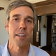 Former Congressman Beto O'Rourke speaks at the virtual Texas Democratic Convention on June 6, 2020.