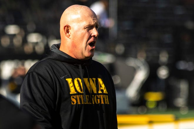 Chris Doyle left the Iowa Hawkeyes program in June after allegations of racism and bullying surfaced.