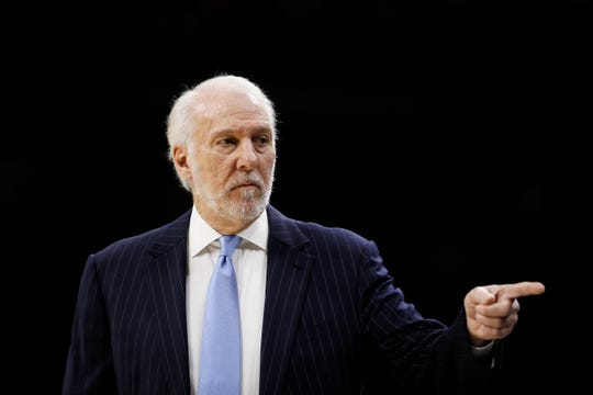 "San Antonio Spurs coach Gregg Popovich said he is ""embarrassed as a white person"" that George Floyd could die in such a ""nonchalant"" manner."