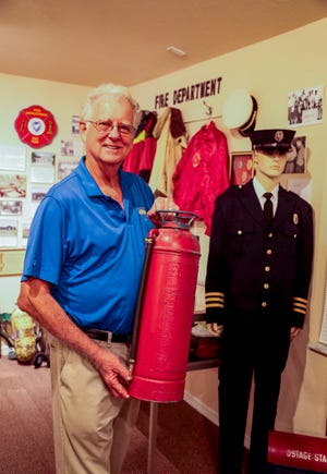 Cape Coral Historical Society & Museum will have a special exhibit on the past and present  fire department. Former Cape fireman Chris Schroder, husband of former president Wendy,  donated some of the items that will be at Museum. Executive director Janel Trull will put the exhibit together.