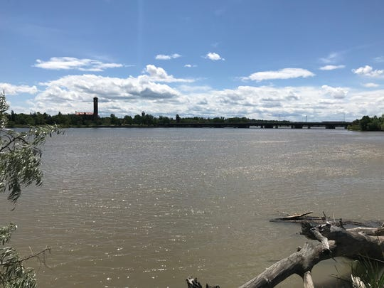 Streams and rivers such as the Missouri in Great Falls are handling the influx of rain and snowmelt so far, according to the National Weather Service in Great Falls.