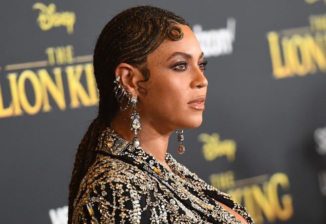 "Beyonce spoke out against the dehumanization of people of color in an Instagram video about Floyd.  ""If you're white, black, brown or anything in between, I'm sure you feel hopeless by the racism going on in America right now,"" she said. ""No more senseless killings of human beings. No more seeing people of color as less than human. We can no longer look away."""