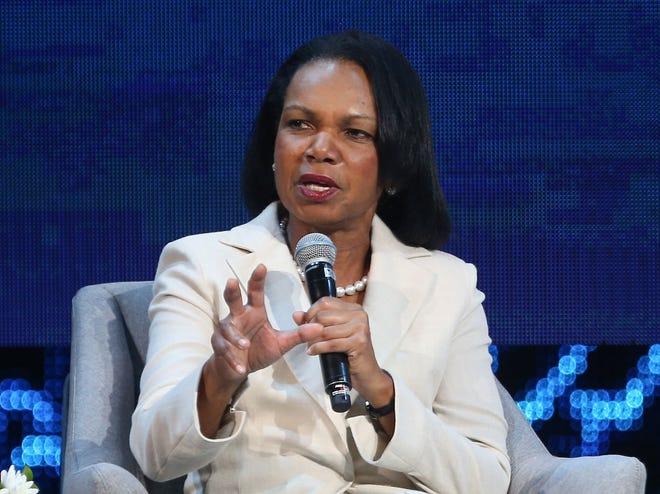 Condoleezza Rice: Nov. 14, 1954