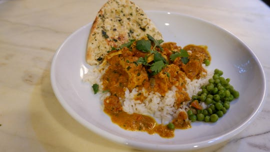 Butter chicken turns into a fast meal when an Instant Pot is involved.