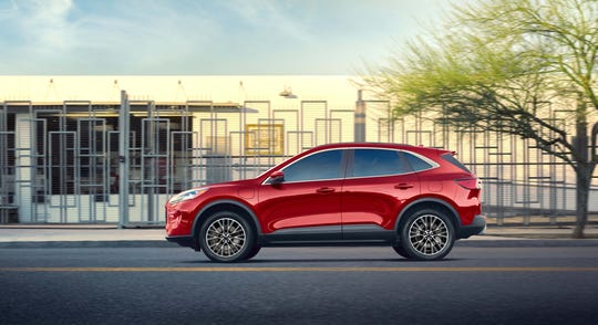 The 2020 Ford Escape Plug-in Hybrid is based on the same chassis as the standard, $26k Escape.