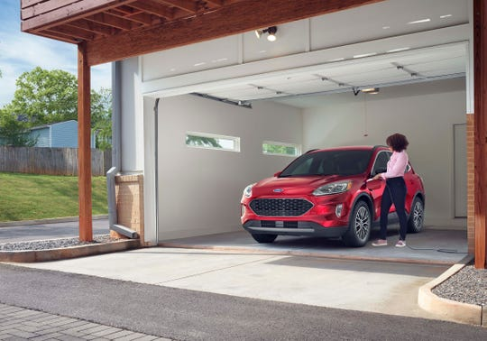 The 2020 Ford Escape Plug-in Hybrid starts at $34,425.