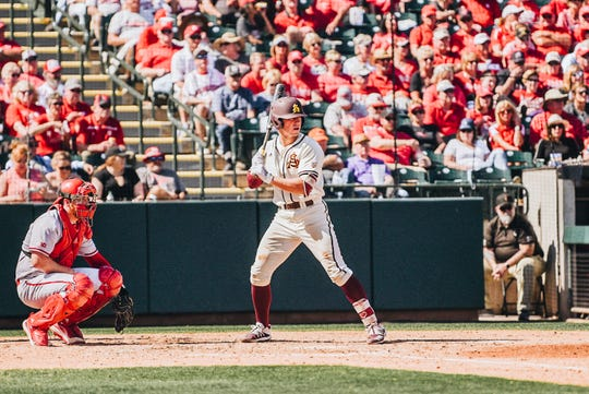 As a freshman in 2018, Spencer Torkelson was a semifinalist for the Golden Spikes Award, given to college baseball's top player.
