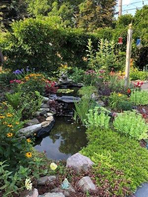 """Peaceful Waters"" by Karen Marsh was the winner of the 2019 Garden Photo Contest."