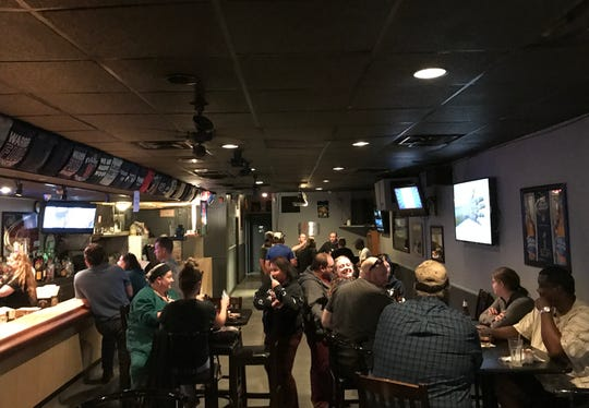 """Linda Donar, owner of the Eastpointe Pub on Nine Mile near Interstate 94 in Eastpointe, said it was """"a blessing"""" she could open her business Monday, June 8."""