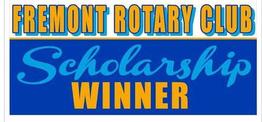 The Fremont Rotary Club awarded a list of 2020 scholarships.