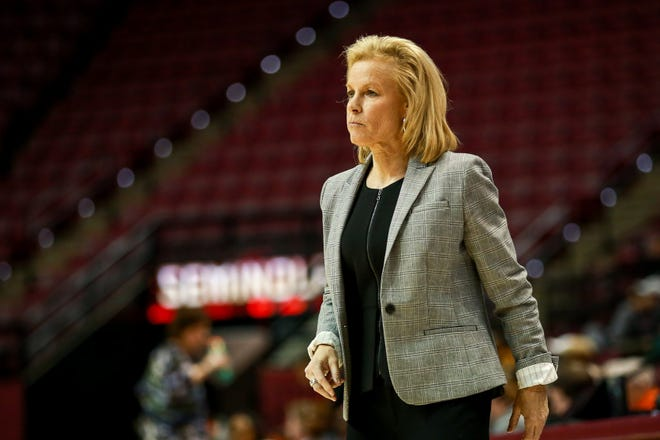 Coach Semrau has led the Seminoles to over 400 since she took over at FSU in 1997.