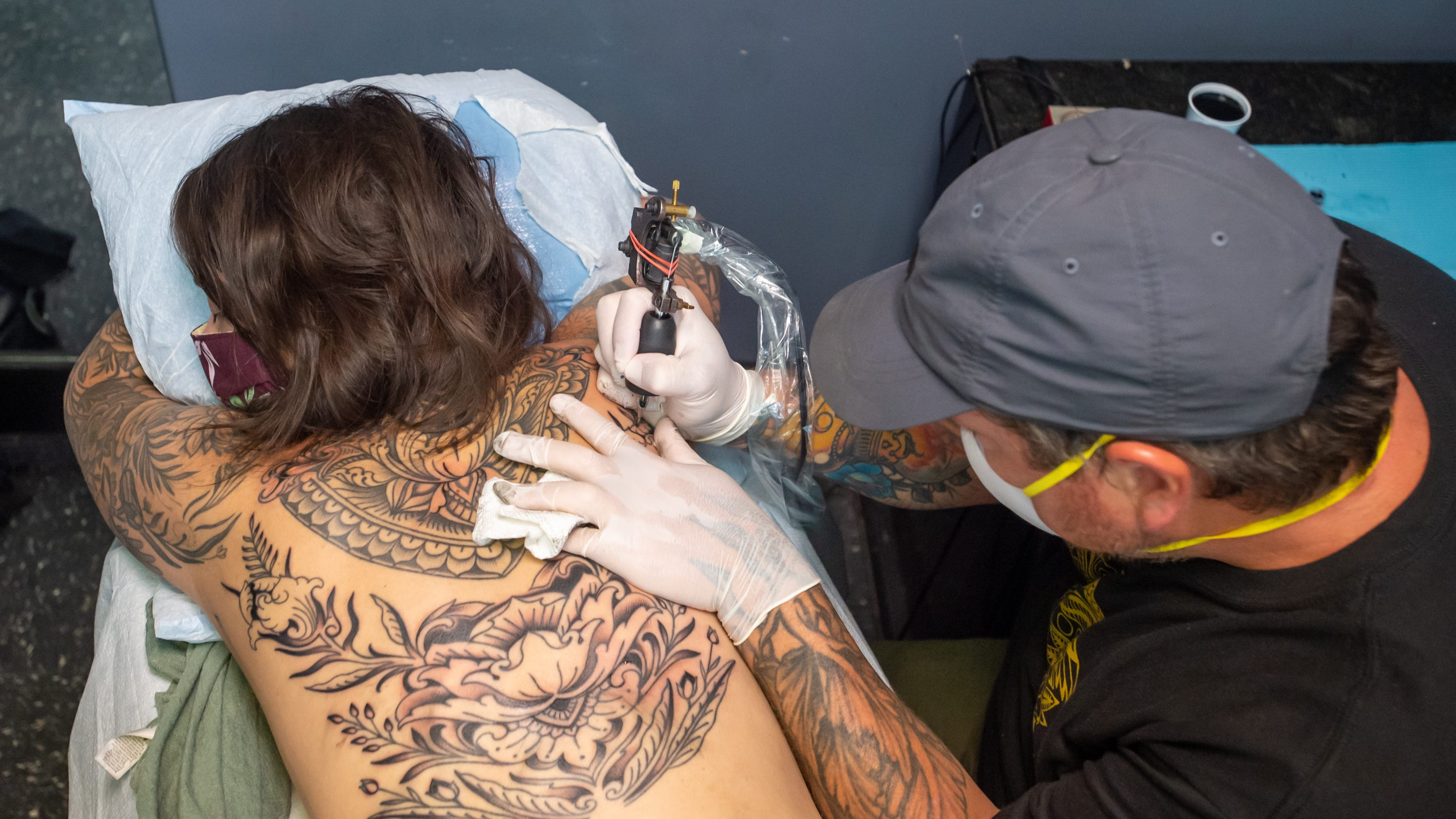 Louisiana Reopening Phase 2 Tattoo Shops Spas Happy To Be Open Again