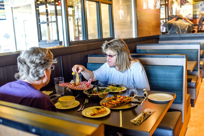 Lansing Area Restaurants Open On Christmas Eve 2020 Lansing restaurants open for dining in for first time since March