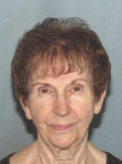 Elizabeth Sazdanoff left her Gerald Avenue home Wednesday morning and did not return.