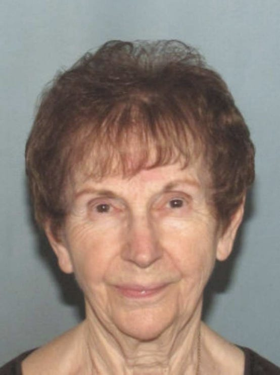 Updated Missing 87 Year Old Mansfield Woman With Dementia Found Safe