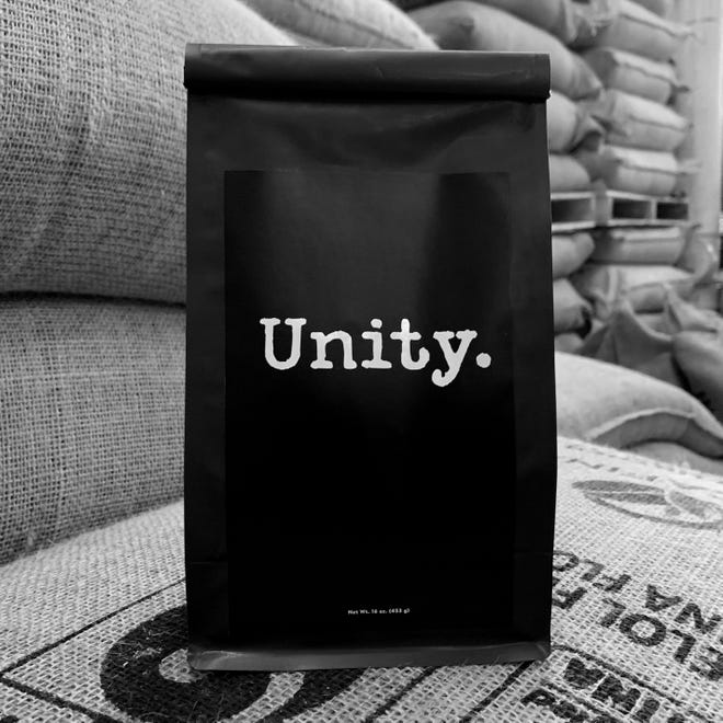 Colectivo coffee roaster began selling a coffee called Unity on June 8, promising to give all the proceeds from each $15.95 bag to NAACP chapters in Milwaukee, Chicago and Madison, where the roaster has cafes.