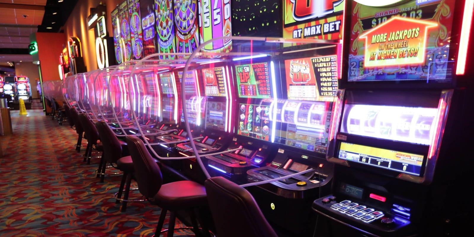 Mole lake wi casino