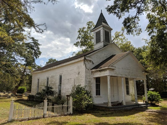 Alto Presbyterian Church in Richland Parish had been in regular use since the 1870s.