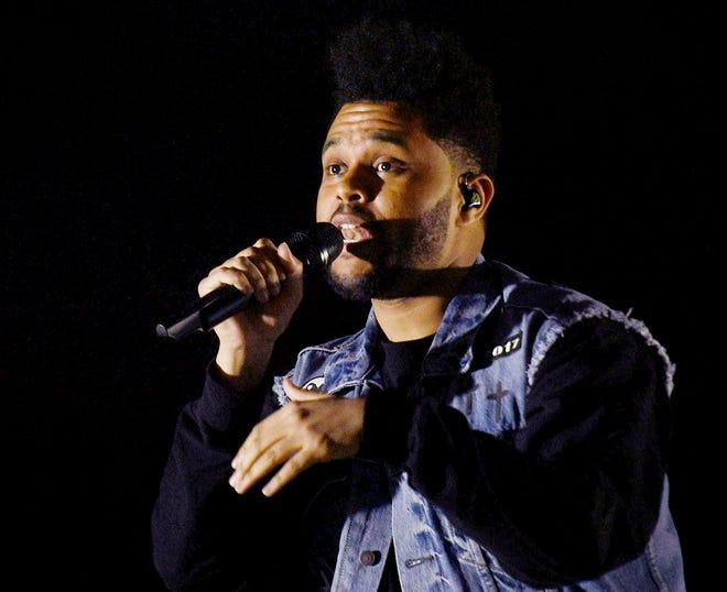 The Weeknd será el encargado de amenizar el show de medio tiempo del Super Bowl, el 7 de febrero en Tampa Bay.