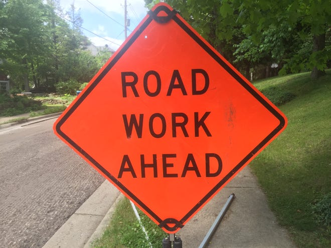 The Village of Granville has announced eight streets scheduled for milling/repaving, with more to be potentially added, later.