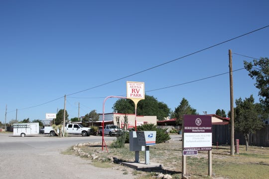 The West Main Artesia RV Park on June 8, 2020. Eddy County Sheriff's deputies responded to a man with a gunshot wound on June 6, 2020.