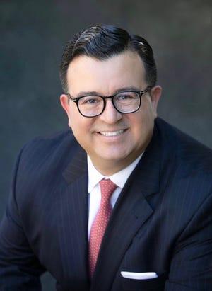 Coyotes President and CEO Xavier A. Gutierrez