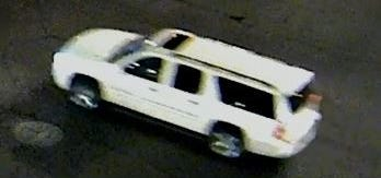 Glendale police are searching for the driver of this vehicle from a hit-and-run collision with two pedestrians on June 7, 2020.