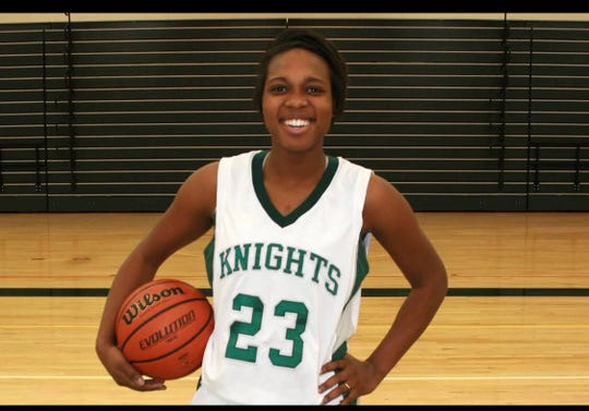 Shasta College basketball player Ravien Lawson led the state in rebounding during the 2011-12 season.