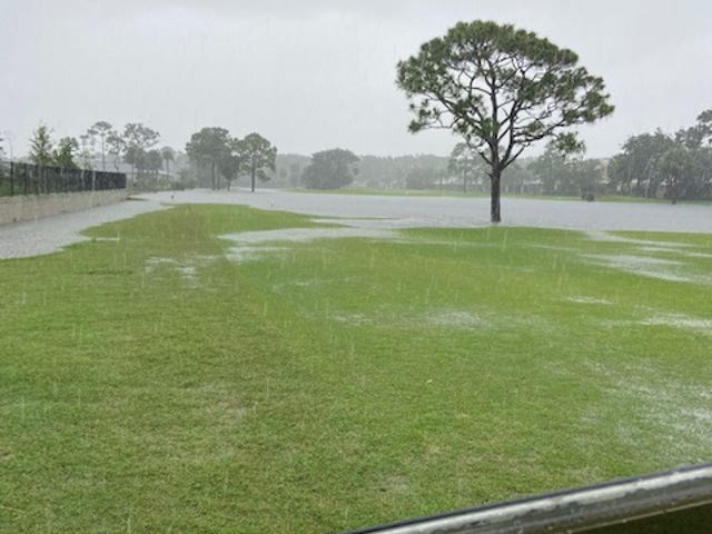 Not only did the pandemic impact Heritage Ridge Golf Club in Hobe Sound, so did summer rains that closed the course for two weeks.