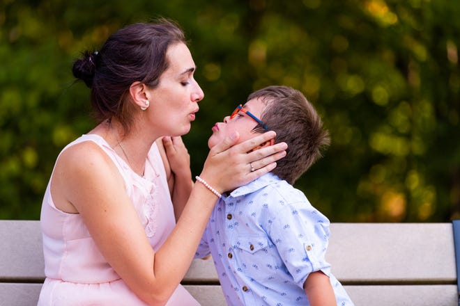 Physical and mental health problems associated with autism, which are often hard to see, can have a profound impact on behavior. Our understanding and can make big difference.