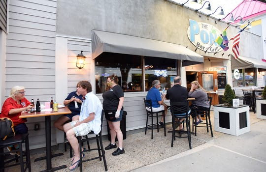 The Pond in Rehoboth Beach has welcomed back live music and now offers additional outdoor seating.