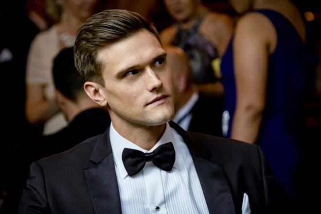 "Hartley Sawyer formerly played the role of Ralph Dibny, also known as The Elongated Man on The CW's ""The Flash."""