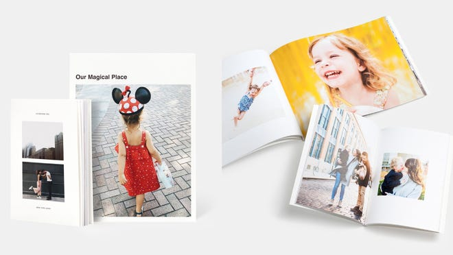 Best Mother's Day gifts: Personalized photo book