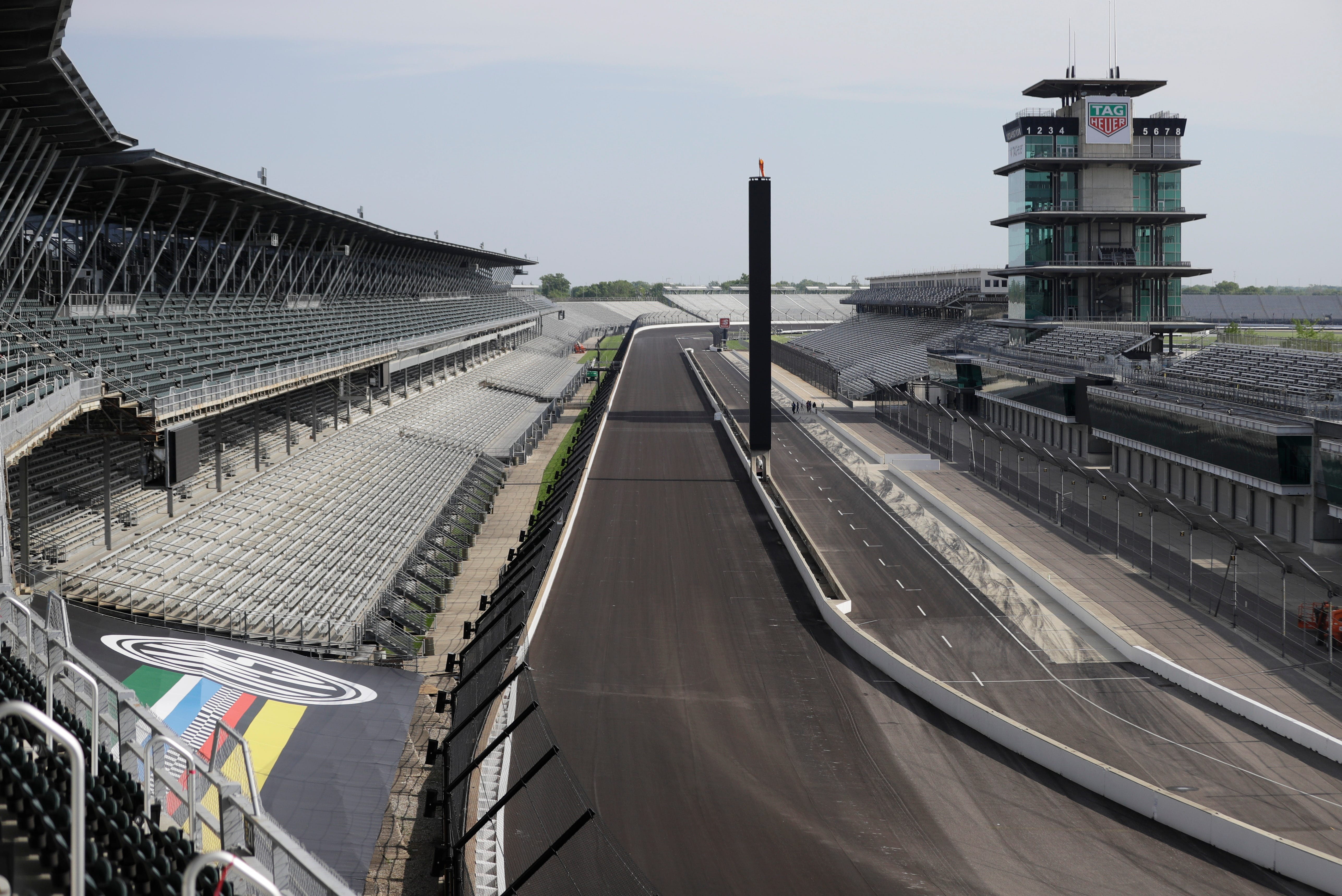 Roger Penske on 2020 Indianapolis 500:  We will run it only with fans