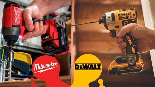 Dad loves power tools