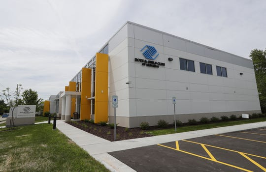The Boys & Girls Club of Menasha, photographed Tuesday, opened its new 15,000-square-foot expansion this week in time for summer programming.