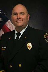 South Kitsap Fire & Rescue Assistant Chief Jeff Faucett