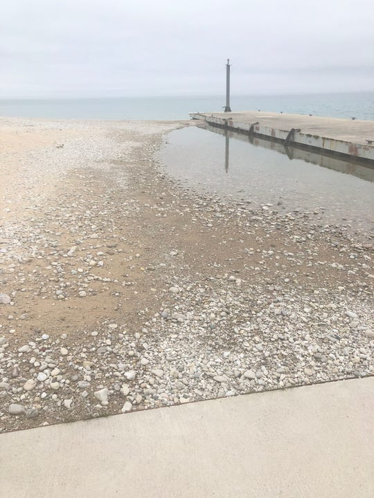 Manitou Island Transit says their docks need to be dredged and repaired.