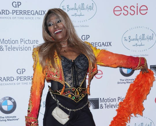 In this June 16, 2012 file photo, Bonnie Pointer attends the 100th Anniversary of The Beverly Hills Hotel in Beverly Hills, Calif. Pointer, founding member of the Pointer Sisters, has died.