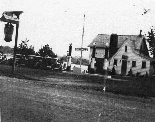 n the 1920s, the Gavitt Tea Room was a popular location.